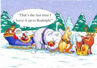 Oh Rudolph !