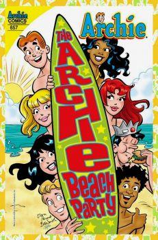 Archie #657 Summer Fun