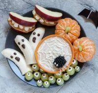 Halloween Treats for Ghouls and Ghosts