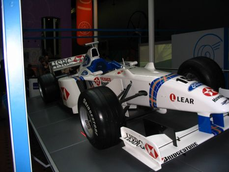 Jackie Stewart's racing Car
