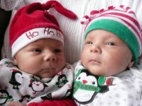 happy 1st xmas alex and freddy!!