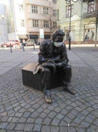 Leoš Janáček v karanténě