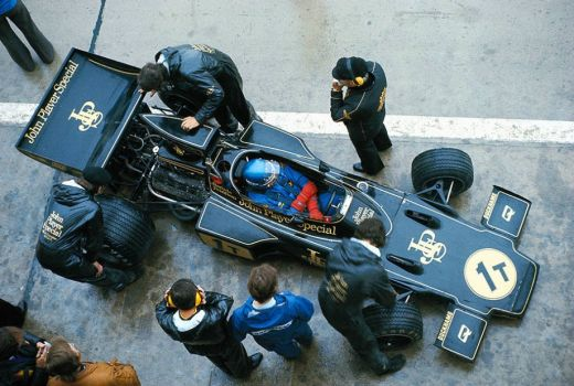 Lotus from the 70´s