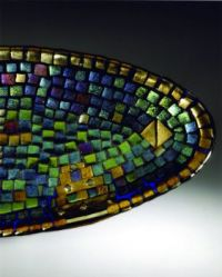 Mosaica - fused glass