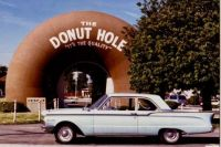 Donut Hole with 1960 Ford-Mercury Comet