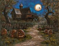 Halloween Art - Stacy Hone