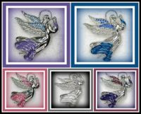 Angel  Brooches
