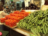 1427 Jerusalem - At the market