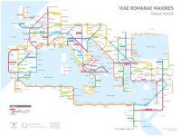 Romane Empire as a Metro Map