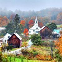 misty-autumn-foliage-in-rural-vermont-