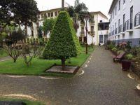 Botanical garden in Angra do Heroísmo, Terceira, Azore Portugal