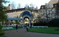 Karlovy Vary v říjnu 2008