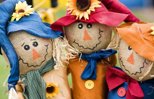 Scarecrows, by Thomas Hawk on flickr