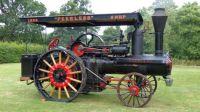Princess Tammy an 1895 Peerless Steam Engine