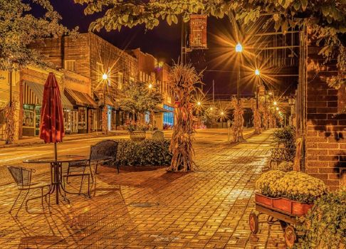 Autumn Evening - Darryl Stair