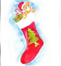 08 Christmas stocking