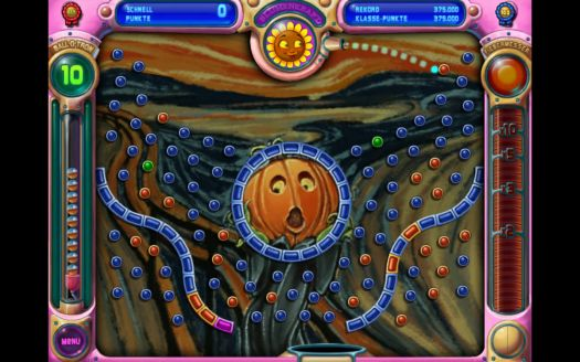 Playing Peggle Nights