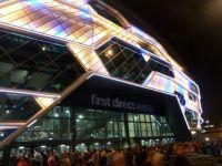 The new Leeds Arena