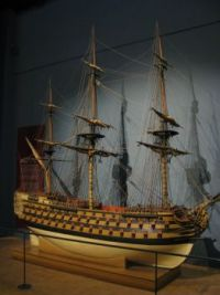 Tall Ship Model