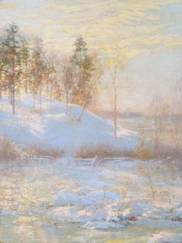 Afternoon LIght by WALTER LAUNT PALMER