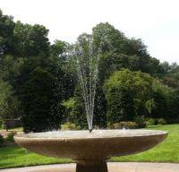 Water Fountain at the Brooklyn Botanic Garden