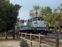 Metrolink Locomotive