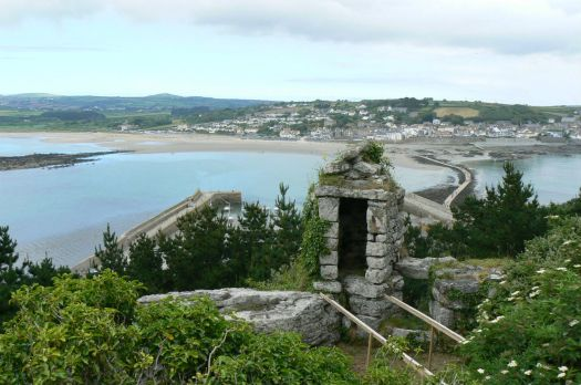 St Michaels' Mount, Cornwall