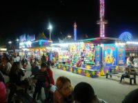 SATURDAY NIGHT ON THE MIDWAY