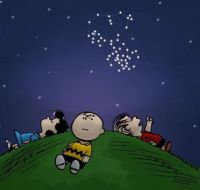 Charlie Brown stars