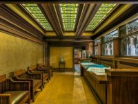 One of Ten Things Conde Nast Says You Should Do In Chicago - take a Frank Lloyd Wright tour