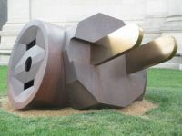 Giant Three-Way Plug Sculpture by Claes Oldenburg