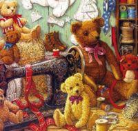 Vintage Teddies (726)