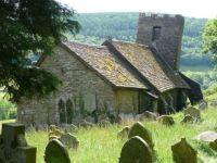 St.Martin's Church Cwmyoy Monmouthshire