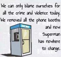 No more Superman