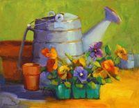 Spring Still Life by Susan Novak