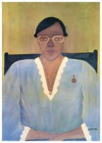 The Artist's Wife ~ Horace Pippin