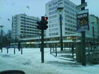 Winter in Malmö