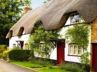 Cottages ~ Wherwell, England