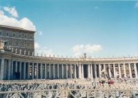 Rome - St Peter's