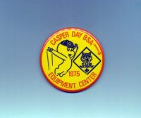 Casper Boy Scouts of America button