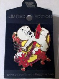 Pop Culture Pin Trading Co. Spooky pin
