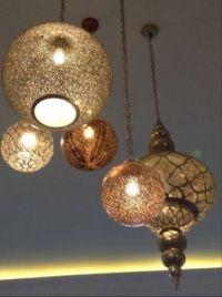 Iberostar hotel Marrakesh lighting