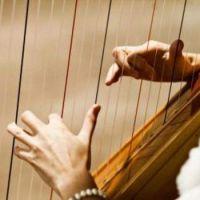 "Themes ""Music"", the Harp"
