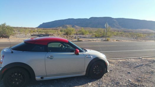 MINI out in Red Rock, NV