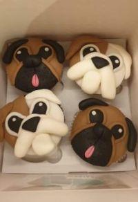 Dog muffins