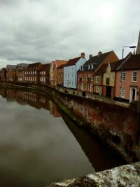 Norwich river wensum