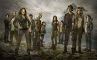 The 100 Season 1 Cast Picture