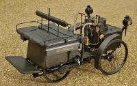 The oldest running car