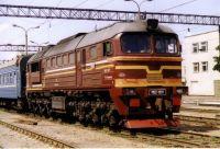 M62 diesel locomotive (Sergey)