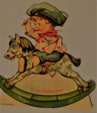 Hobbyhorse Valentine